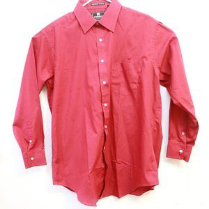 Vintage Red Givenchy Button Up Shirt Size 17